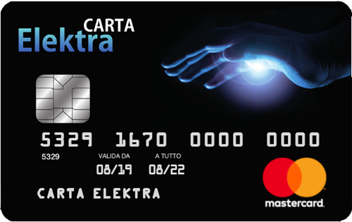 Carta Prepagata Elektra - Cartadicreditoconfronto.it