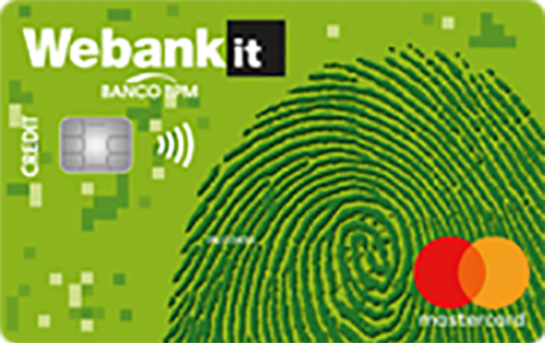 Cartimpronta One Mastercard Webank - Cartadicreditoconfronto.it