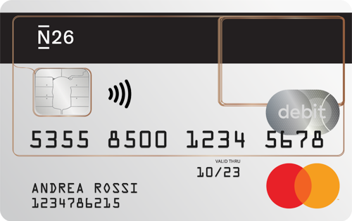 N26 Mastercard - Cartadicreditoconfronto.it